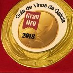 La Val Sobre Lías de 2010, Gran Oro de la Guía de Vinos, Destilados y Bodegas de Galicia