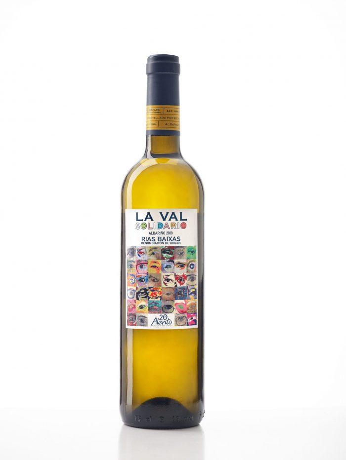 Botella La Val Solidario 2019